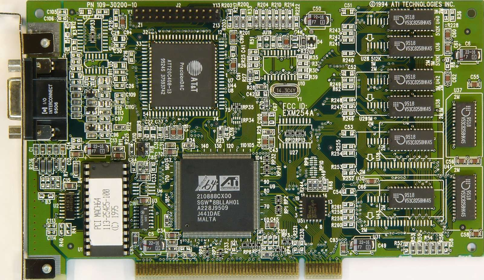 ATI 264VT2 PCI DRIVER FOR MAC