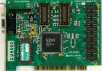 (401) Diamond Stealth 64 DRAM T PCI rev.C1