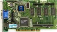 (779) Diamond Stealth 64 Video VRAM rev.C7