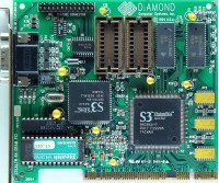 Diamond Stealth 64 DRAM rev.B3