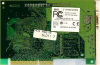 (140) Matrox Productiva G100 8MB