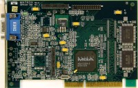 (200) Matrox Productiva G100 4MB