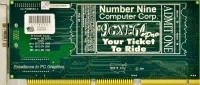 (737) Number Nine 9GXE64PRO