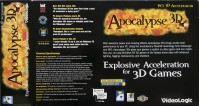 Apocalypse 3Dx box