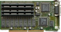 Macintosh 8100 VRAM expansion card