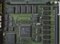 Apple Macintosh LC III board