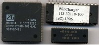 mach64 CT chips