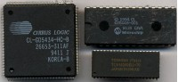CL-GD5434 Korea chips