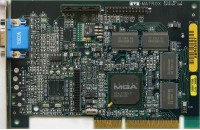 Matrox Productiva G100 8MB SDR
