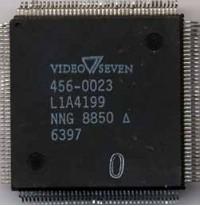 Video Seven L1A4199 chip