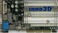 Inno3D GeForce4 MX440-8x