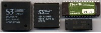 Vision868 chips