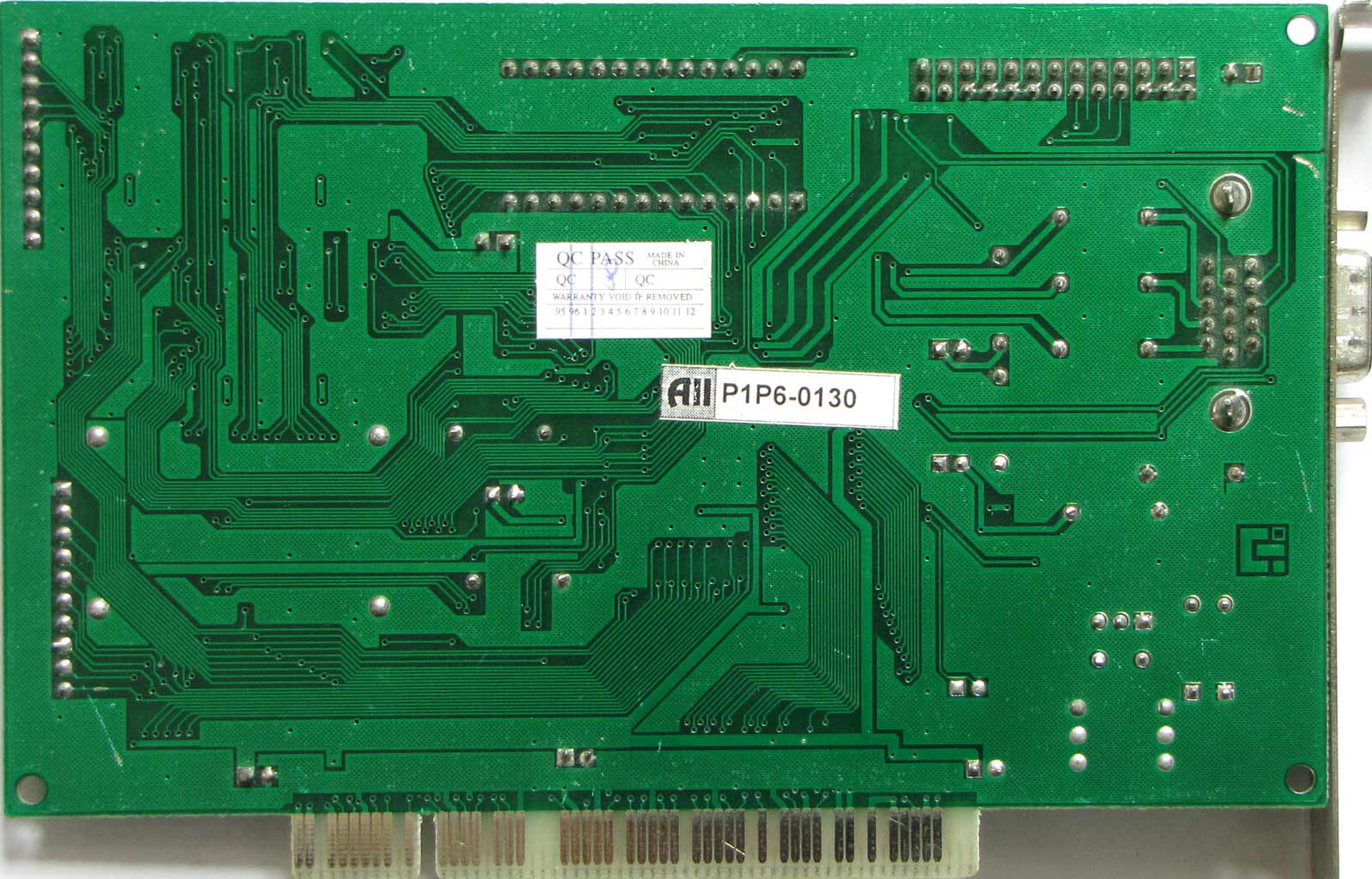 962L VGA DRIVER