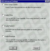 D3D Advanced