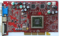 ATI Radeon 9500 64MB