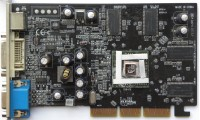 ATI Radeon 9550 256MB DDR