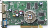 Sapphire Radeon 9550 V/D/VO