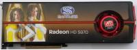 Sapphire Radeon HD5970 2GB