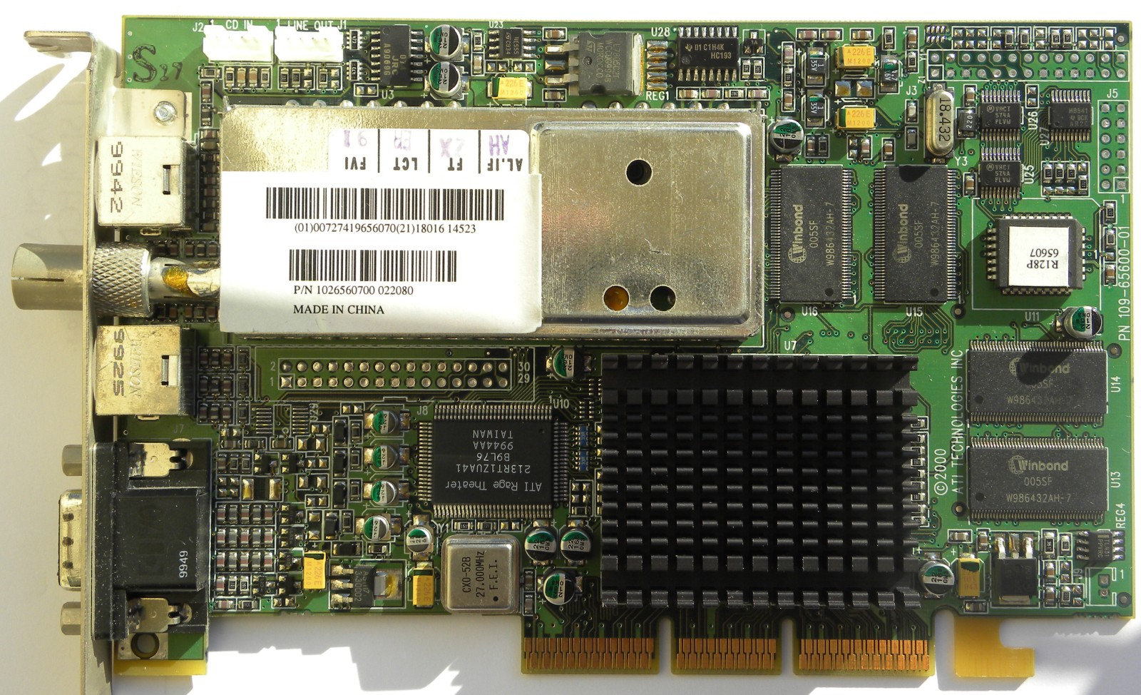 Matrox Marvel G400-TV Drivers