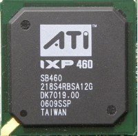 ATI IXP 460 Southbridge
