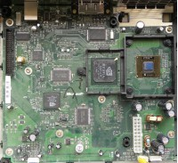 XboX motherboard XGPU-B version