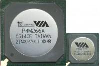 VIA P4M266