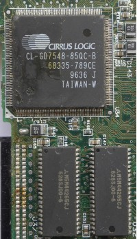 Cirrus Logic CL-GD7548