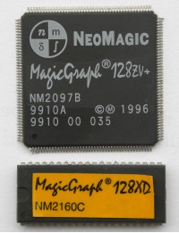 NeoMagic MagicGraph128ZV+