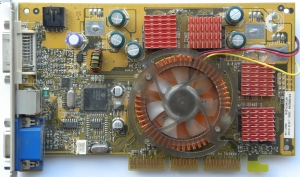 NVIDIA GeForce FX 5600