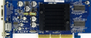 NVIDIA GeForce4 MX 4000