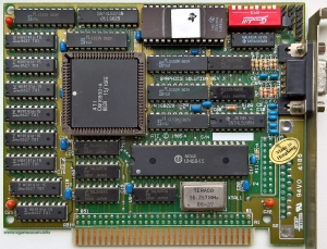 ATI CW16800-A (Graphics Solution)