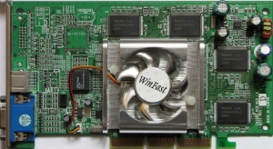 NVIDIA GeForce4 MX 440-SE