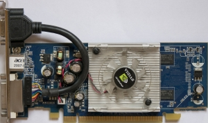 NVIDIA GeForce 8300 GS