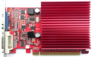 NVIDIA GeForce 8400 GS (G98) rev.2
