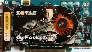 NVIDIA GeForce 8600 GTS