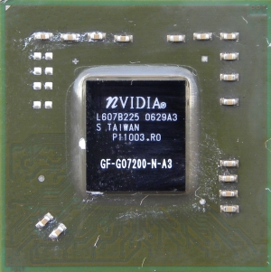 NVIDIA GeForce Go 7200